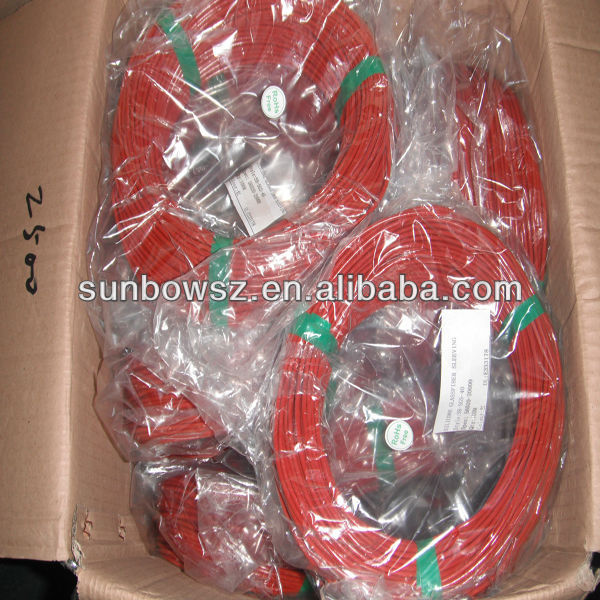 Class F oil-resistant polyurethane fiberglass braided sleeving